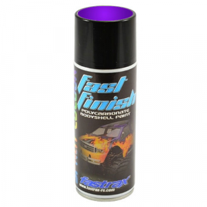 FASTRAX FAST FINISH CANDY ICE PURPLE SPRAY PAINT 150ml
