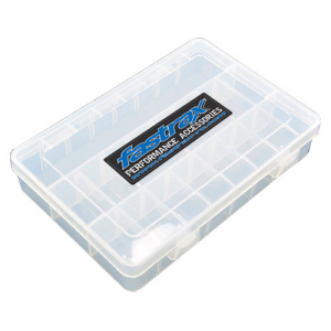 FASTRAX PARTS BOX 200MMX135MM (15 SECTIONS)