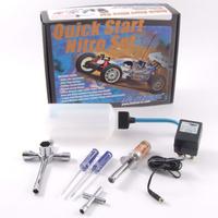 Fastrax Quick Start Nitro Starter Set - Euro Pin