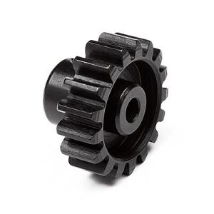 Fastrax 'Pro' Black Aluminium Pinion 28T