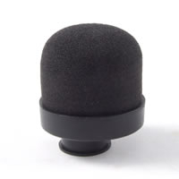 Fastrax 1/10th Air Filter Round Profile - Small