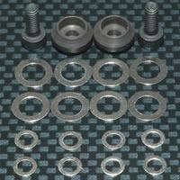 Fastrax Clutch Bell Washer w/Screw 3*8