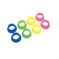 Fastrax 1/8th Manifold Exhaust Seals (2)