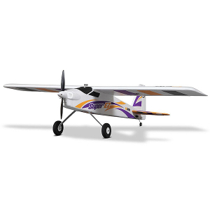 FMS 1220MM SUPER EZ TRAINER V4 RTF W/FLOATS & REFLEX GYRO