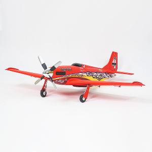 FMS 1100mm P-51 DAGO RED ARTF w/o TX/RX/BATT