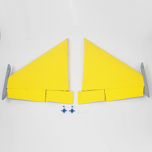 FMS 80MM RAFALE MAIN WING SET