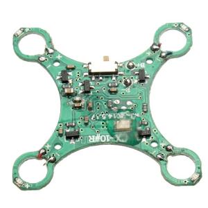 FUQI TOYS FQ777 PCB MAIN BOARD