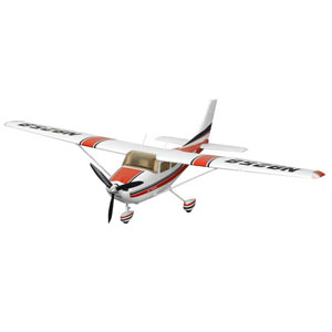 FMS CESSNA 182 RTF w/2.4ghz 1400mm SPAN - NEW MK2