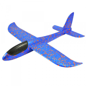 FMS 450MM MINI FOX GLIDER KIT BLUE