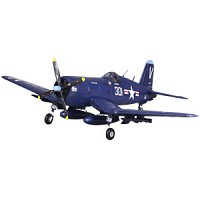 FMS 1400 F4U-4 CORSAIR ARTF w/RETRACT w/o TX/RX/BAT - V3