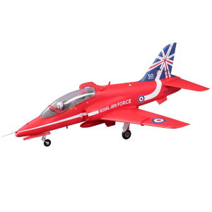 FMS 1042MM RED BAE HAWK 80MM EDF ARTF w/o TX/RX/BATT