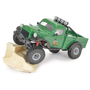 FTX OUTBACK MINI X TEXAN 1:18 TRAIL READY-TO-RUN GREEN