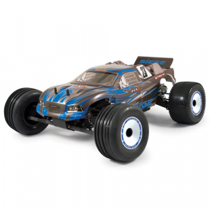 FTX SIEGE 1/10TH 2WD RTR BRUSHED TRUGGY - BLUE