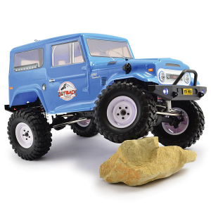 FTX OUTBACK 2 TUNDRA 4X4 RTR 1:10 TRAIL CRAWLER