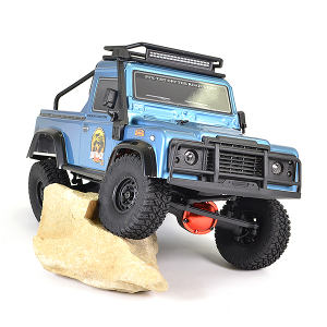 FTX OUTBACK RANGER XC PICK UP RTR 1:16 TRAIL CRAWLER - BLUE