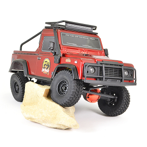 FTX OUTBACK RANGER XC PICK UP RTR 1:16 TRAIL CRAWLER - RED