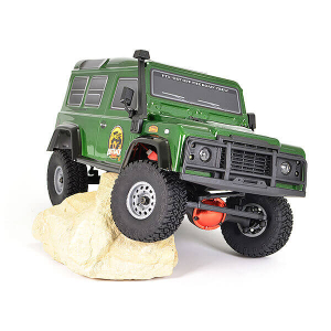 FTX OUTBACK RANGER XC RTR 1:16 TRAIL CRAWLER - GREEN