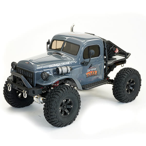 FTX OUTBACK TEXAN 4X4 RTR 1:10 TRAIL CRAWLER - GREY