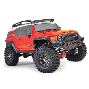 FTX OUTBACK GEO 4X4 RTR 1:10 TRAIL CRAWLER - RED