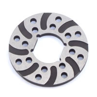 FTX Stainless Steel Machined Brake Disc (Rampage/Outrage)