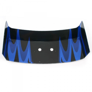 FTX EDGE BLUE SCHEME WING