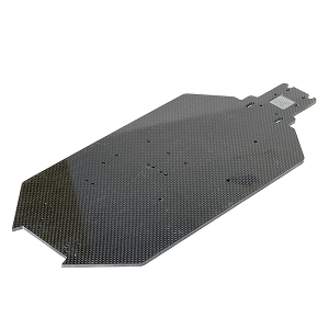 FTX ZORRO BRUSHLESS CARBON MAIN CHASSIS PLATE