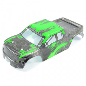 FTX SURGE TRUCK BODY (GREEN)