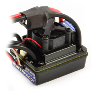 FTX VIPER/SIDEWINDER SPLASH RESISTANT BRUSHLESS ESC (60A) W/T PLUGS