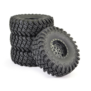 FTX OUTBACK HI-ROCK PRE-MOUNTED WHEELS & TYRES (set 4)
