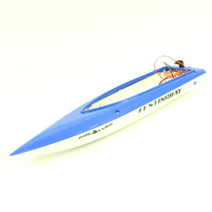 FASTWAVE F1 STINGRAY MAIN HULL - BLUE