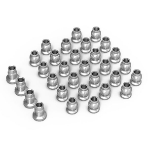 GMADE ALUMINUM BALL SET (SILVER)