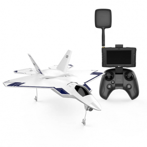 HUBSAN F22 FPV JET W/AUTO TAKE OFF,GPS,RTH,720P & SCREEN