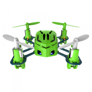 HUBSAN Q4 NANO QUADCOPTER 4CH GREEN (UK) GIFT BOX EDITION