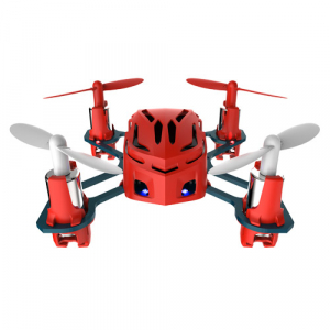 HUBSAN Q4 NANO QUADCOPTER 4CH RED (UK)