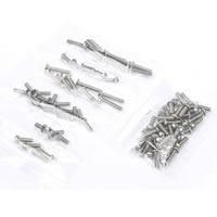 HoBao GPX4 Titanium Screw Set