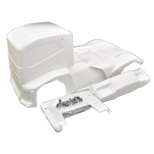 HOBAO EPX PAINTED BODYSHELL PEARL WHITE