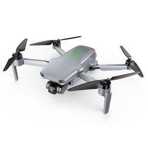 HUBSAN ZINO MINI PRO DRONE 64GB CARD, TWO BATTERIES
