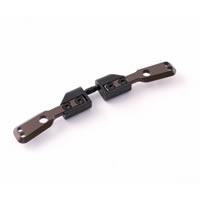 HoBao Hyper 8 Adjustable Cnc Steering Plate