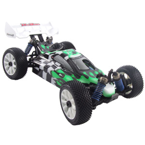 HoBao Hyper9 B-Version RTR 1/8th Scale Racing Buggy With Hyper 3-Port Race Engine