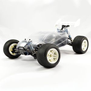 HoBao Transformer Truggy Truck 80% Assembled Rolling Chassis