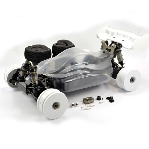 HOBAO HYPER VS 1/8 BUGGY ELECTRIC ROLLER 80% PRE-ASSEMBLED