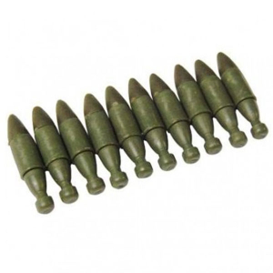 HOBBY ENGINE AMMUNITION FOR TANK 0804/0807/0811/0817 (10 PER PACK)