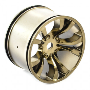 HOBAO MT CHROME BRONZE WHEEL