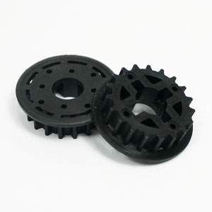 HOBAO H4E PULLEY 19T (2)
