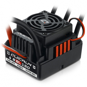 HOBBYWING QUICRUN WP 8BL150 V2 BRUSHLESS SENSORLESS ESC 150A