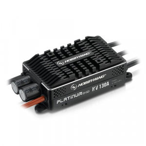HOBBYWING PLATINUM PRO 130A HV OPTO V4 SPEED CONTROLLER
