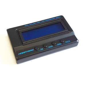 HOBBYWING MULTIFUNCTION LCD PROGRAM BOX - V2