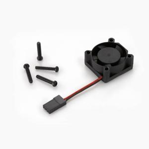 HOBBYWING FAN MP2510SH 6V 12, 000RPM 0.17A BLK (MAX 10)