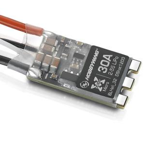 HOBBYWING XROTOR 30A MICRO 2-5S BL HELI 32BIT DSHOT1200