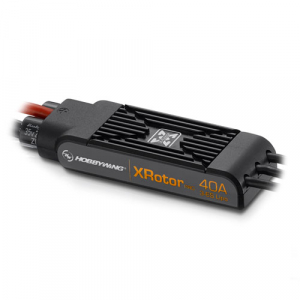 HOBBYWING XROTOR PRO 40A WIRE LEADED DUAL PACK SPEED CONTROLLER